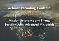 Microgrid Webinar