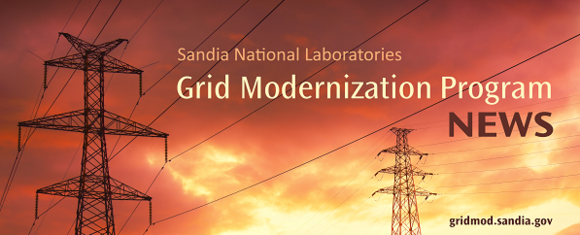 Grid Modernization Header