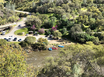Recreation along Merced Wild and Scenic River. Photo by BLM.