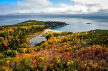 fall colors in Acadia national park_Photo by Adam pouliot