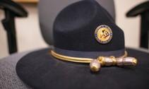 BIA Law Enforcement hat