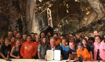 Zinke declares october as national hunting and fishing month