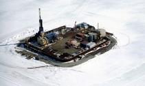 alaska offshore rig gravel island northstar_bsee_photo