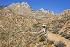 Owens Peak in the BLM Ridgecrest Field Office. Photo by BLM.