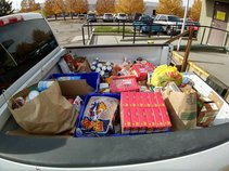 BLM Idaho participated in Feds Feed Families. Photo by BLM.