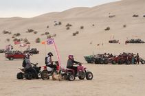 Duners riding at Imperial Sand Dunes. Photo by Michelle Puckett, BLM.