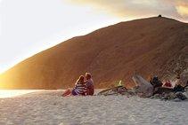 California beach. Photo by Visit California.