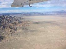 Flight Over Mojave Trail NM. Photo by Mojave Desert Land Trust.