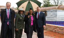 Acting Secretary David Bernhardt visits Martin Luther King, Jr. National Historical Park. Photo by DOI.
