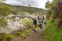 San Joaquin River Trail Half Marathon and 10k. Photo by San Joaquin Running.