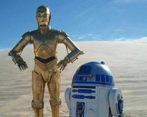 Star Wars filmed in ISDRA. Photo by BLM.