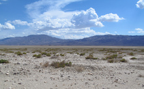 South end of Panamint Valley. Photo by BLM.