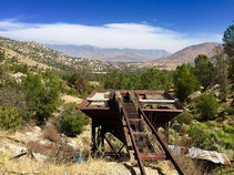 Historic mining sites at the Keysville Special Recreation Management Area. Photo by Erin Schmitt, BLM.