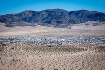 Hammer Town from the 2019 King of Hammers. Photo courtesy of Nicole Dreon.