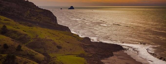 Lost Coast Headlands. Photo by Jesse Pluim, BLM.