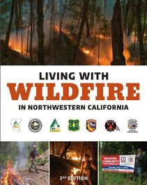 Living with Wildfire cover. Photo by Humboldt County.