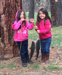 30th annual Lassen County Junior Fishing Derby. Photo by Stan Bales, BLM.
