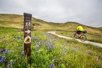 MTB in Fort Ord. Photo by BLM.