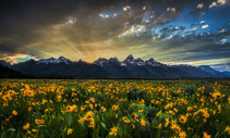 Grand Teton National Park. Photo by DOI.