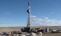 Oil and gas on public lands. Photo by BLM.