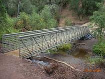 Hastings Creek Bridge. Photo by Jeff Babcock, BLM.