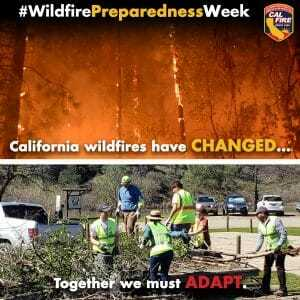 WPW CAL FIRE image