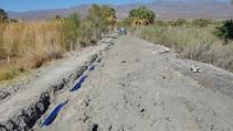 Dos Palmas pipeline. Photo by BLM.