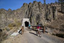 Bizz Johnson Trail. Photo by Bob Wick, BLM.