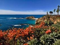 Orange County coastline. Photo by Doug Herrema, BLM.