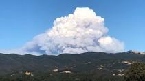 2018 Mendocino Complex Fire. Photo by Kipp Morrill, BLM.