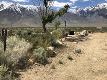 Horton Campground. Photo by BLM.