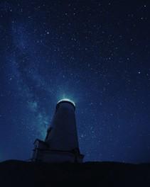 Piedras Blancas Light Station. Photo by BLM.