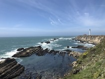 Point Arena-Stornetta, part of the California Coastal National Monument