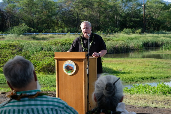 Secretary Bernhardt Announces Hawaii's state Bird is on the Road to Recovery > Hawaii Free Press