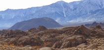 A photo of Alabama Hills National Monument.