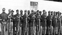 Black civil war soldiers