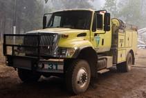 A BLM fire truck.