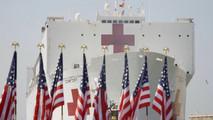 Military hospital ship