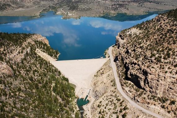Joe's Valley Reservoir, Utah
