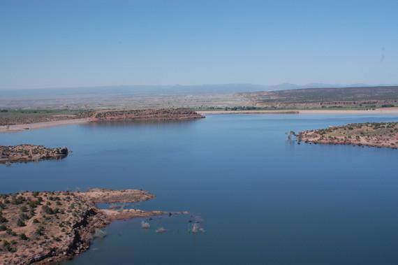Big Sand Wash Reservoir