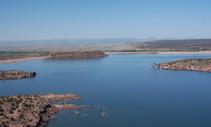 A photo of a lake.