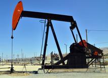 Oil field equipment.