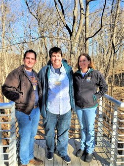 edit of 3 folks on nctc bridge