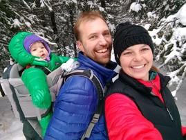 Kara Zwickey and family