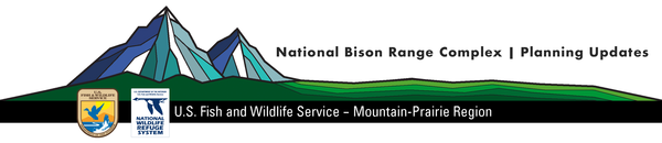 National Bison Range Complex Planning Updates