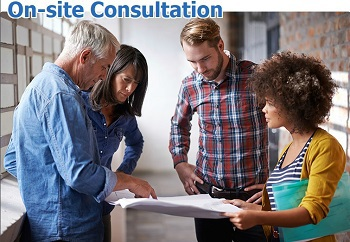 On-site Consultation Program