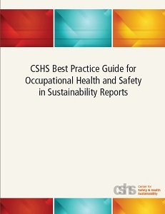 Best Practice Guide for Occupational Health and Safety in Sustainability Reports