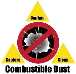 Combustible Dust: Contain. Capture. Clean.
