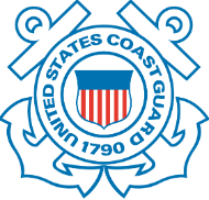 U.S. Coast Guard logo - 1790