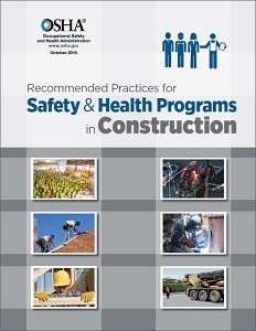 Recommended Practices for Safety and Health Programs in Construction